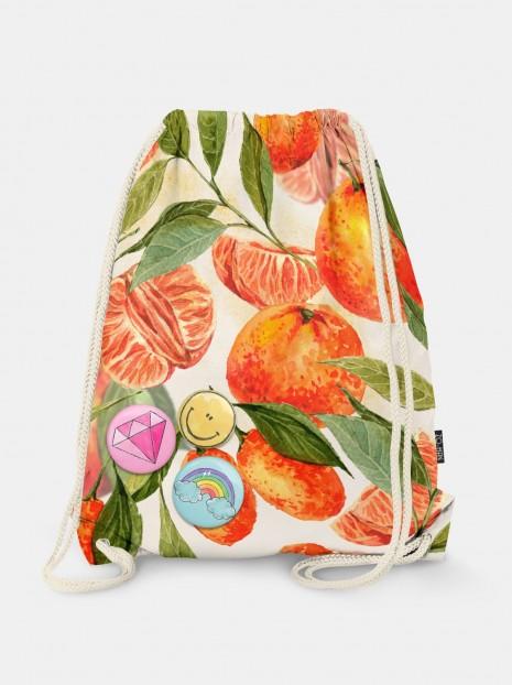 Worek Sweet Tangerines